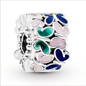 New 925-Charm Bead Fit Necklace Bracelet
